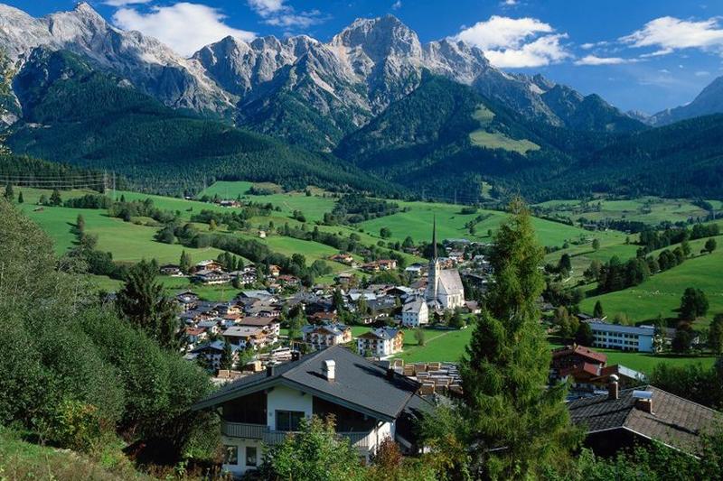 Рынок недвижимости Австрии активно развивается