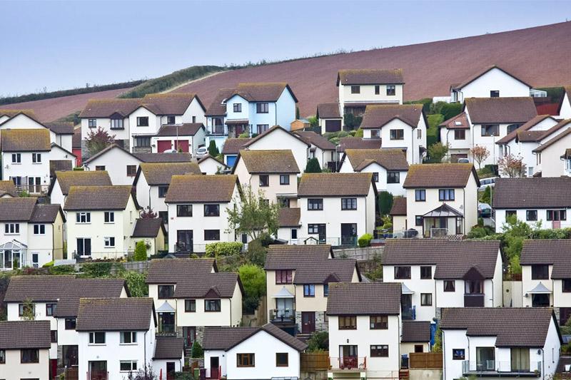 Цена на жилье в Британии незначительно выросли