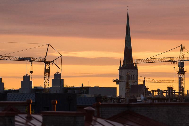 В Эстонии хотят возвести современный инфраструктурный проект