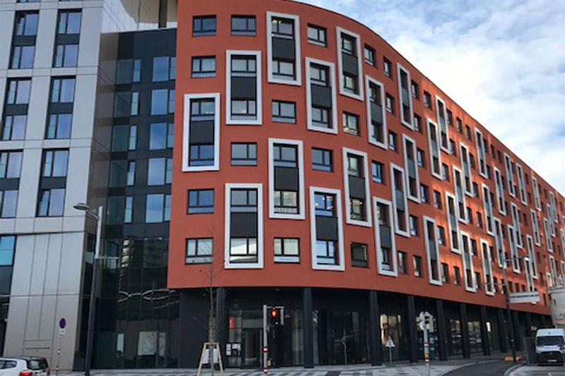 Warburg-HIH Invest покупает первоклассное офисное здание вАвстрии