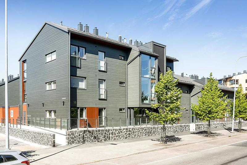 SBB приобрел в Финляндии портфель недвижимости