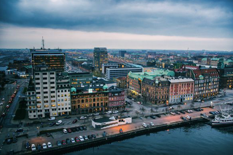 Kungsleden построит офисный объект Malmo в Швеции