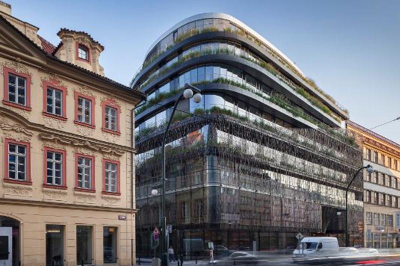 KGAL покупает офисный комплекс DRN в Чехии