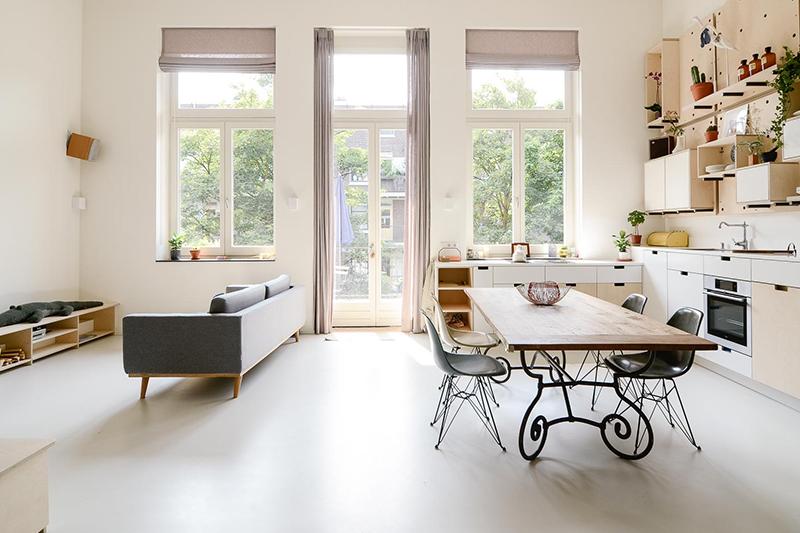 В Нидерландах зафиксировали снижение роста цен на квартиры