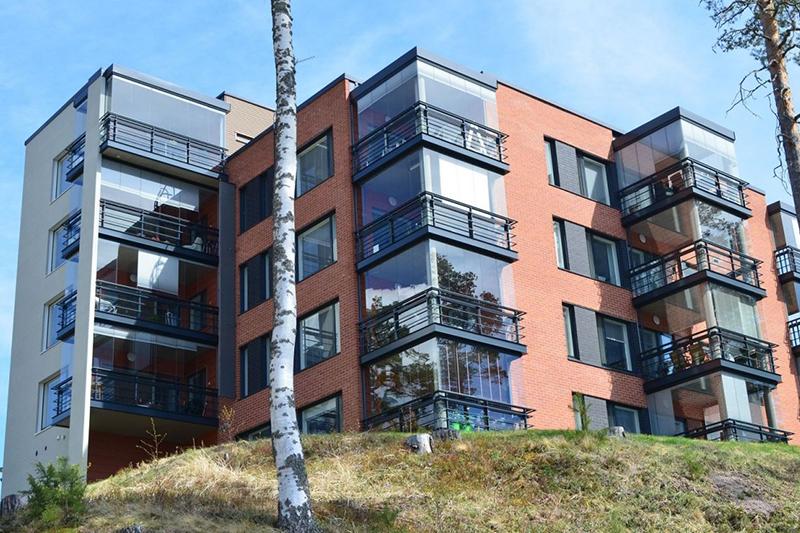 Рынок недвижимости Финляндии практически не развивается