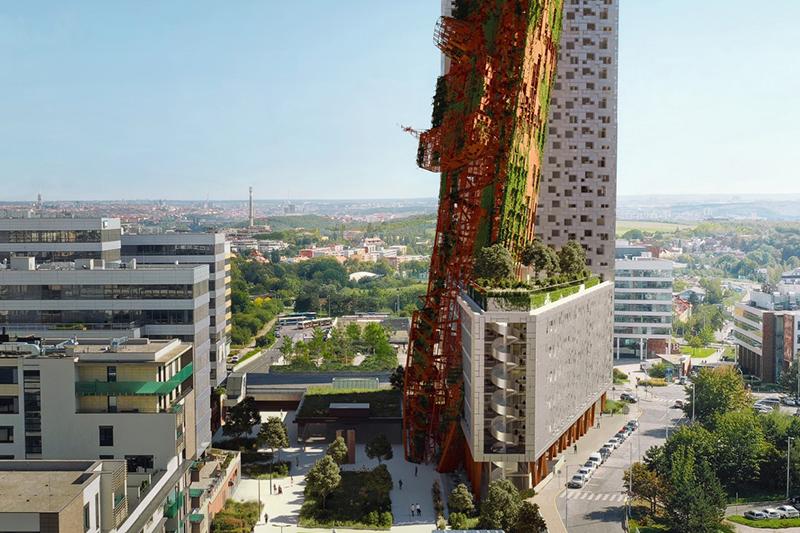 Необычный «дом-корабль» построят в Чехии