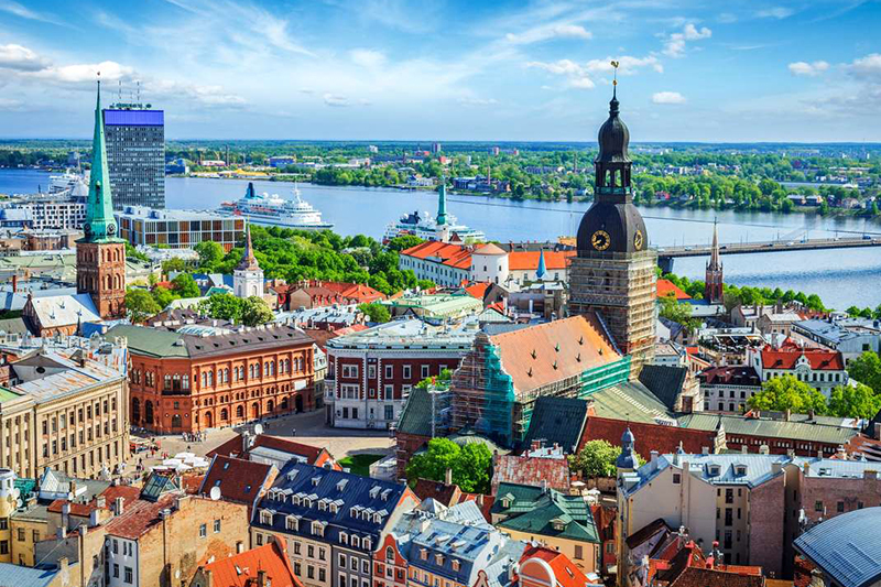 Туристический налог в Латвии уже реальность