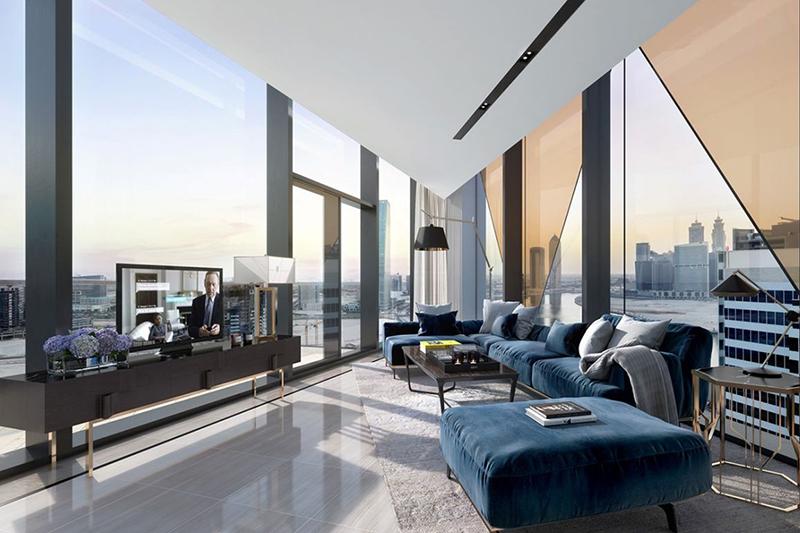 Арендные ставки в Дубае продолжают падать
