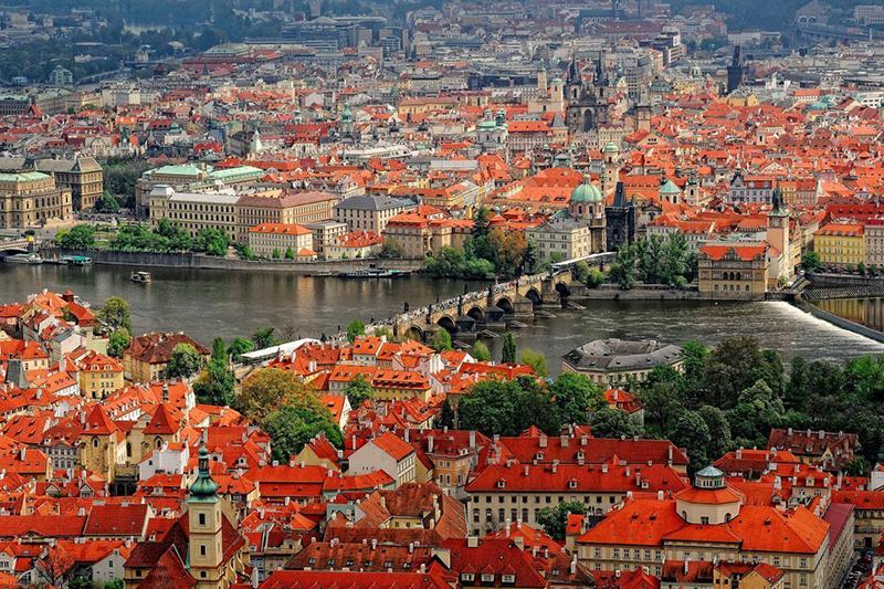 В Праге на Роганском острове появится новая недвижимость