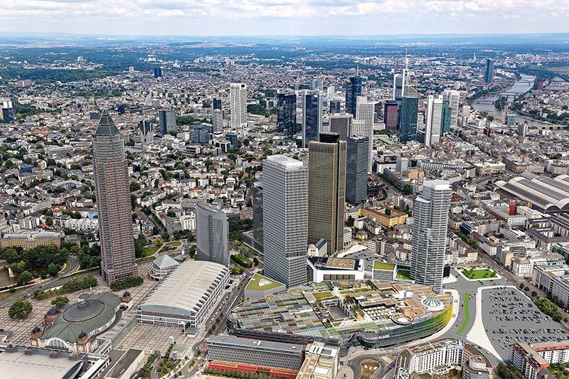 Падение доходности облигаций продолжает стимулировать европейские инвестиции внедвижимость