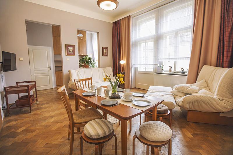 За последние время в Праге сильно подскочила аренда недвижимости