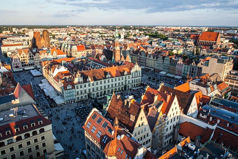 Эксперты выяснили самые быстроразвивающиеся мегаполисы Центральной и Восточной Европы