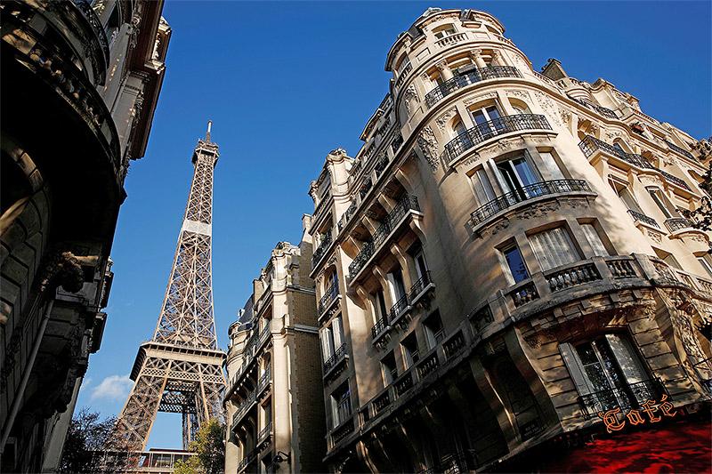 Рынок недвижимости Парижа может выиграть отBrexit