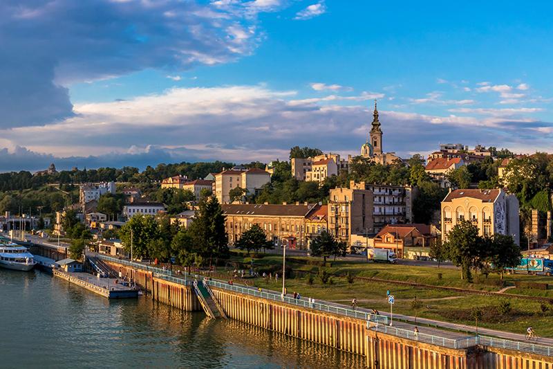 Сербский рынок недвижимости показывает рост
