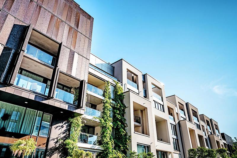 В Германии прогнозируют рост цен на жилье