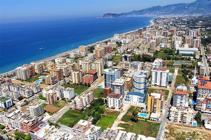 Россияне стали одними из самых активных покупателей недвижимости в Турции