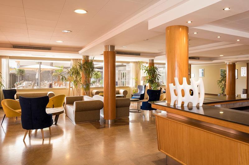 В отели Испании стали меньше инвестировать