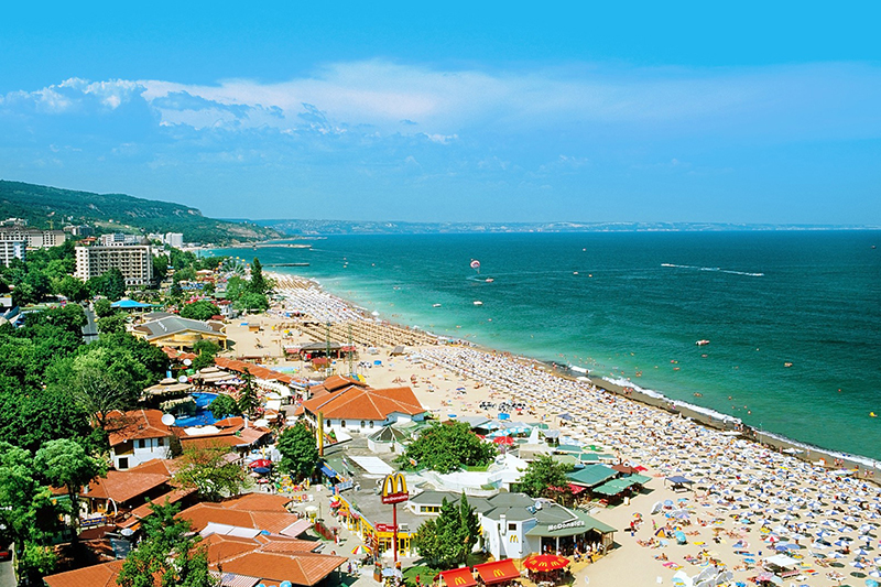 На курортное жилье в Болгарии растет спрос