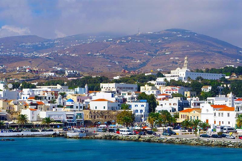 Инвесторы заинтересовались менее развитыми островами Греции