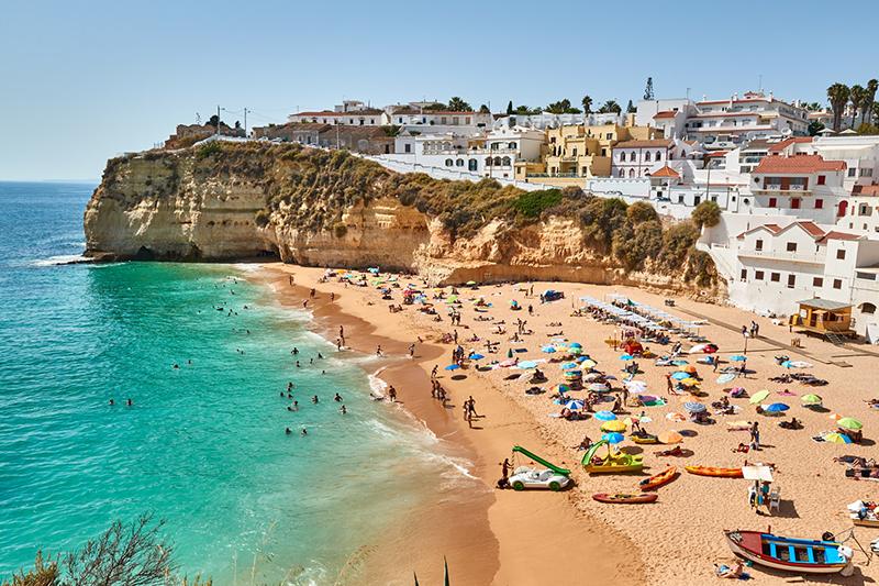 Бум Золотой визы в португальской Алгарве