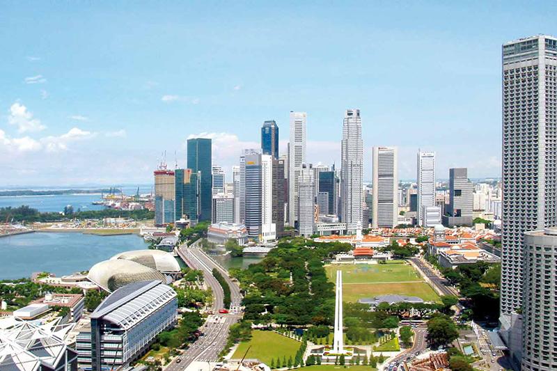 Пандемия усилила привлекательность рынка недвижимости Сингапура