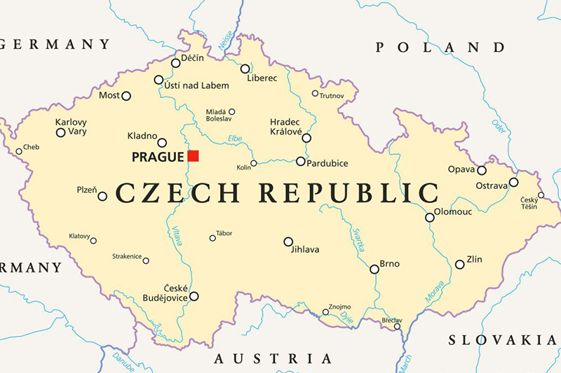Czech Republic First Opens Borders and Removes Restrictions After Quarantine