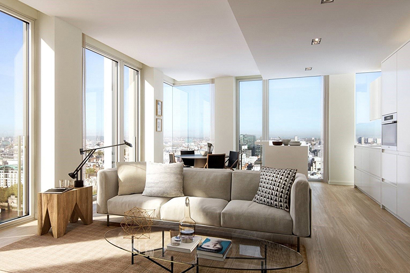 Как покупателям недвижимости в Великобритании избежать отрицательного капитала