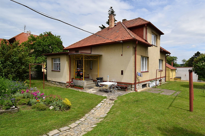 Czech Country Real Estate has Risen in Price by 40%