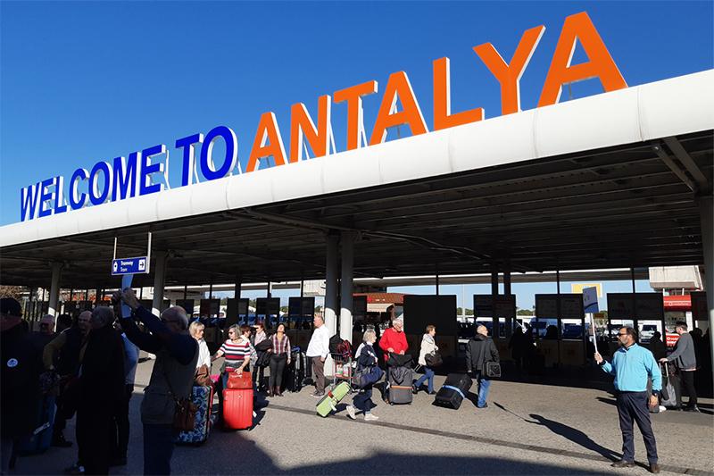 Турция и Россия возобновляют авиасообщение