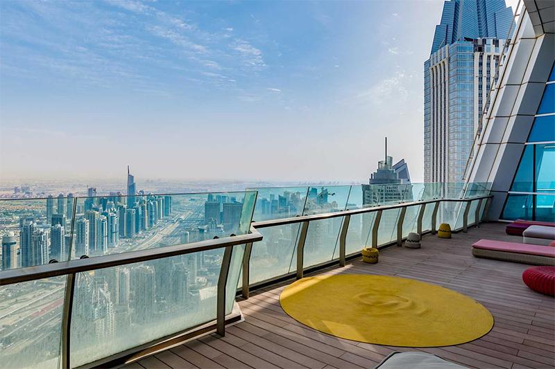 В Дубае фиксируются миллиардные показатели продаж недвижимости несмотря на COVID-19