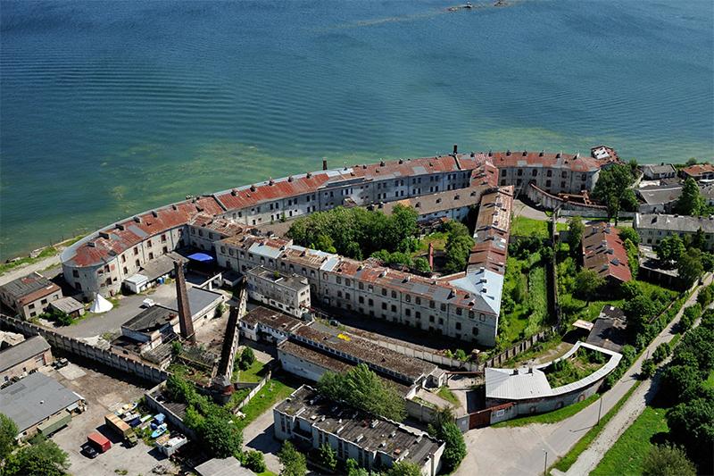 Таллиннская морская крепость Патарей теперь открыта для посетителей