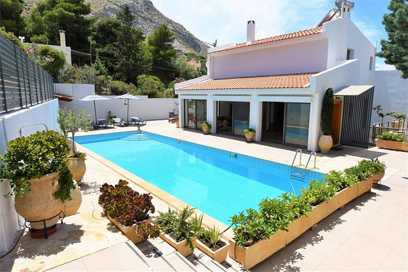 Рост цен на недвижимость в Греции остановился