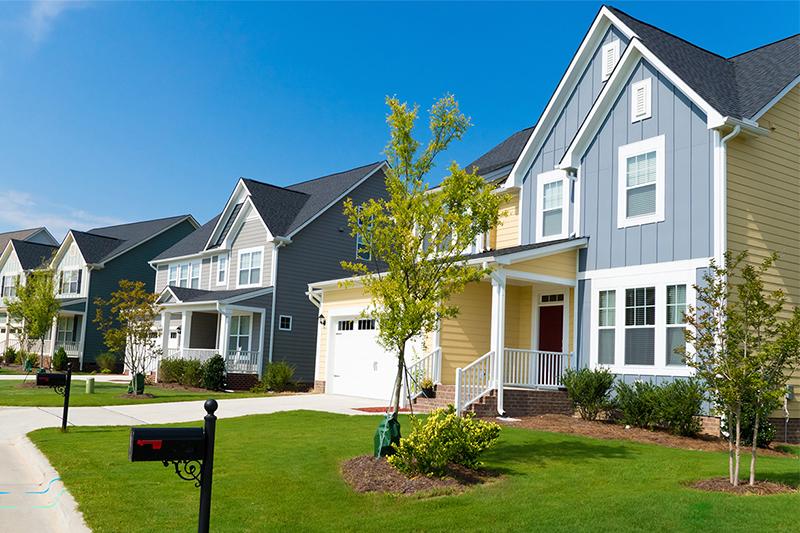 Активность в сфере недвижимости США снова набирает обороты