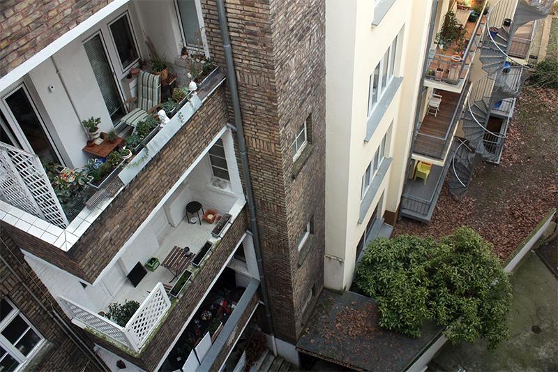 Средняя площадь квартир в Германии увеличилась