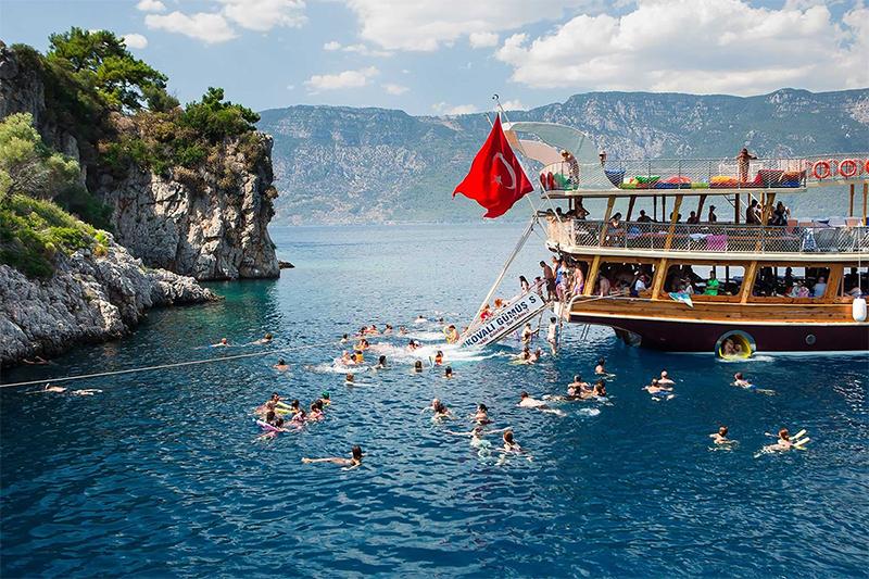 Турция с оптимизмом смотрит на туристический сезон 2020