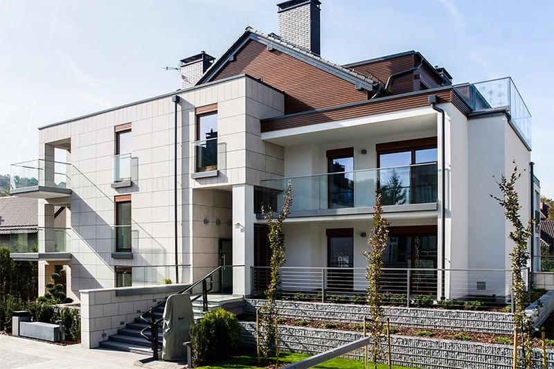 Продажи домов в Польше упали вдвое, но цены не изменились