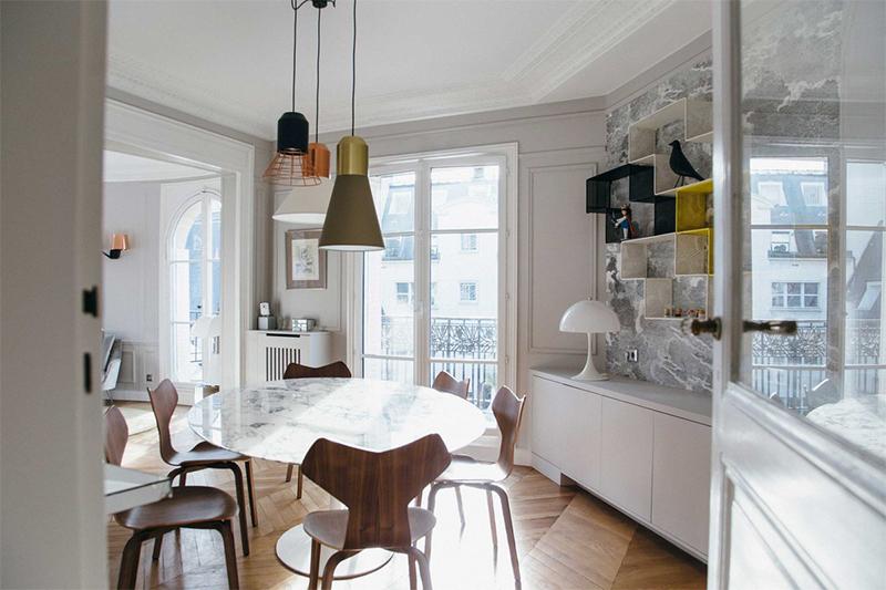 Парижане увеличивают жилплощадь после карантина