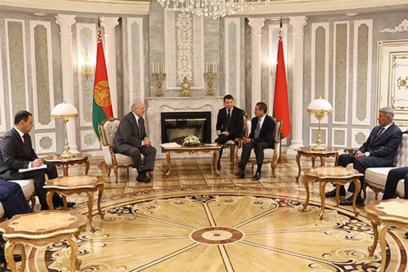 Дубайская компания построит «умный» город в Беларуси