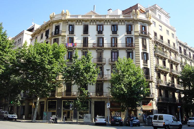 Барселона превратится в город-сад к 2030 году