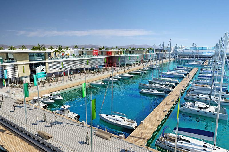 Проект яхтенного порта в Ларнаке получил зеленый свет