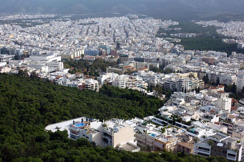 Греция: наблюдается рост цен на недвижимость