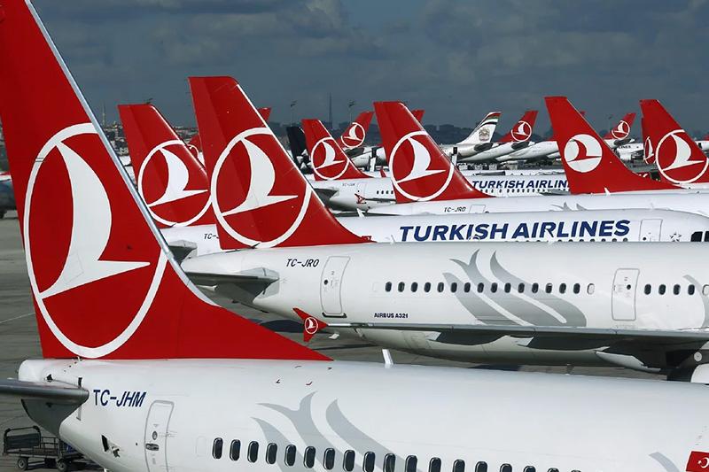Россия и Турция открывают авиасообщение с 22 июня