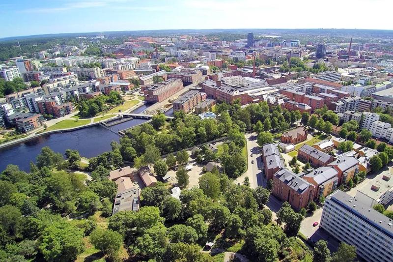 Тампере — самый популярный город Финляндии для инвестирования