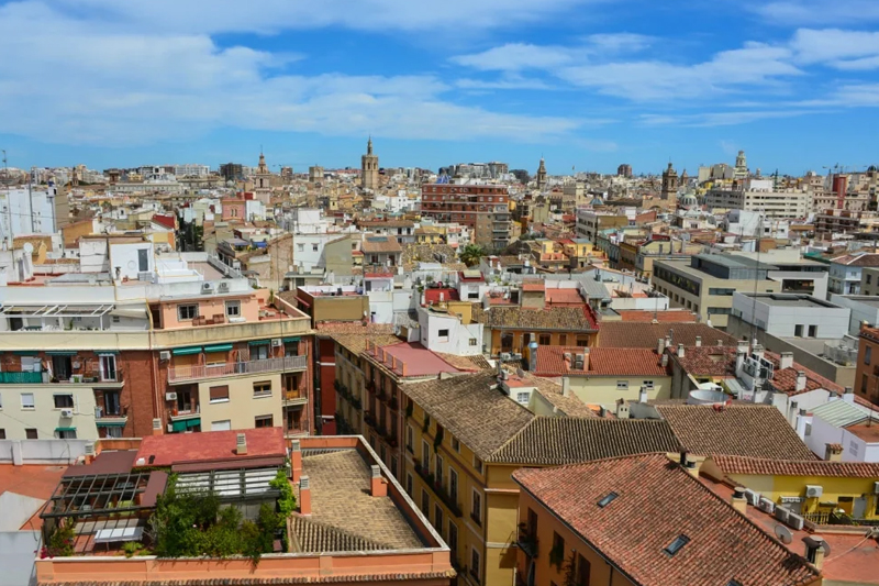 Жилая недвижимость в Испании подорожала на 2,4% за год