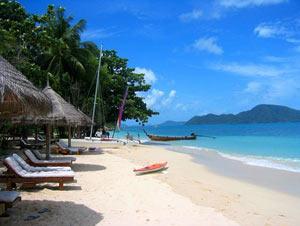 Пхукет рискует лишиться пляжей