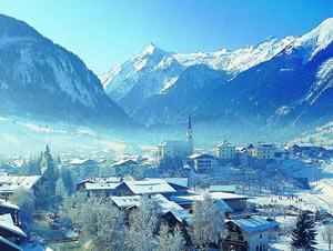 Капрун - самый тихий австрийский курорт