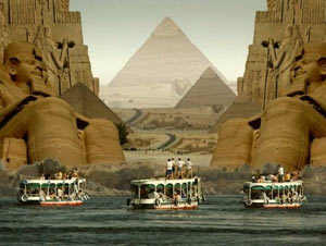 Египет: жизнь налаживается