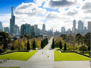 Melbourne most sought-after Australian property hotspot