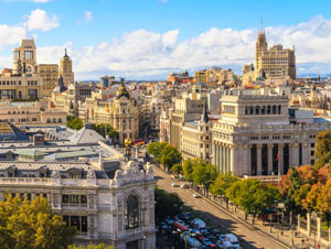 Madrid leads the Global Cities